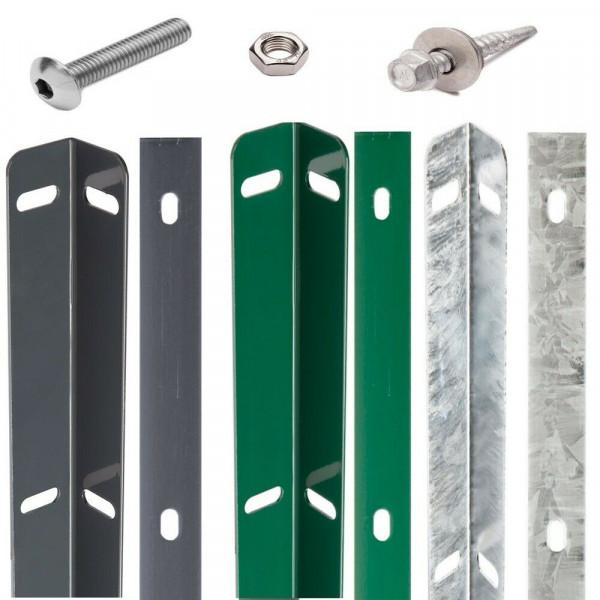 Zaunanschlussleiste Winkelleiste für Tore